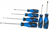 3C screwdriver set 6 pcs IS 4-8 PZ 1+2 (GEDORE 2150-2160 PZ-06) (1482300)