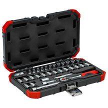 Socket set size4-13mm 33pcs (GEDORE R49003033) (3300051)
