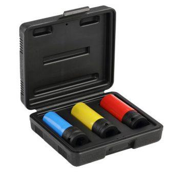 Impact screwdriver socket set 1/2 3pcs (GEDORE R63043003) (3300578)