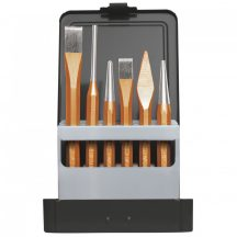 GEDORE Tool set striking tools in case 6pcs (GEDORE R90000006) (3300826)