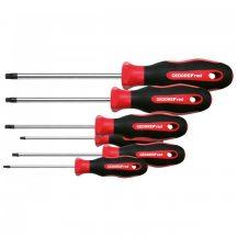 2C-handle-screwdriver set T10-40 6pcs (GEDORE R38402006)