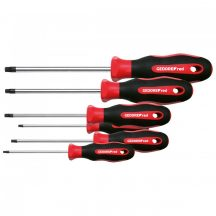 2C-handle-screwdriver set T10-40 6pcs (GEDORE R38402006)