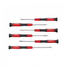 2C-Electron.screwdriver set PH+SL 6pcs (GEDORE R38005906)