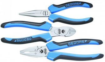 GEDORE Pliers set 3 pcs (GEDORE S 8003 JC) (6701110)
