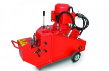 Hydraulic Rebar Cutter Machine 220V /2,2kW (Ø24mm) (AF-H24)