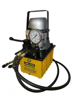 Electric Driven Hydraulic Pump (Double acting manual valve)