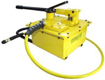 Hydraulic Hand Pump (700 Bar - 7500 cm3)