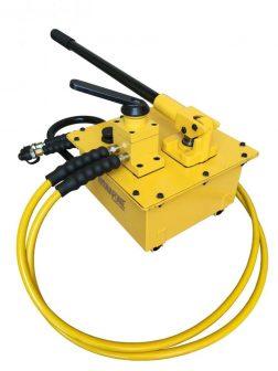 Double Acting Hydraulic Hand Pump (700 Bar - 7500 cm3) (B-7000S)