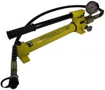 Hydraulic Hand Pump with Pressure Gauge (700 Bar - 350 cm3)