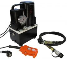 Electric Driven Hydraulic Pump (Single acting solenoid valve) (B-700T)