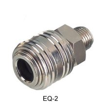 "AIR CONNECTOR, 1/2"", EU-Type, External thread, Female (EQ-2)"