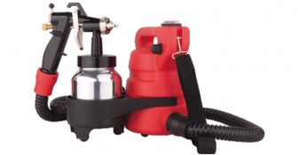 Electric Paint Sprayer Kit, 220V (800W) (ES-1C)