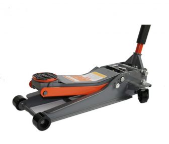 Floor Jack 3 Ton (75-505mm ; dualpump) (FJ3A-2)