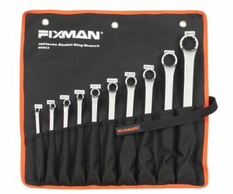 10Pcs Ring Wrench Set, 6-32mm (FIXMAN FX-B0913)