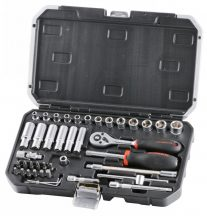 "42-pc 1/4"" Dr. Socket Set (FIXMAN FX-B2042M)"