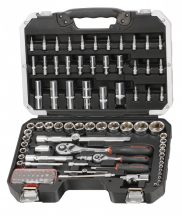 "106-pc 1/4"" & 1/2"" Dr. Socket Set (FIXMAN FX-B5106M)"
