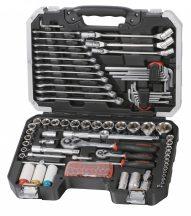 "111-pc 1/4"" & 1/2"" Dr. Socket Tool Set (FIXMAN FX-BT111)"