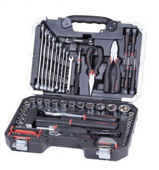 """84-pc Mechanical Tool Set 1/4"""" & 1/2"""" (FIXMAN FX-BT84)"""