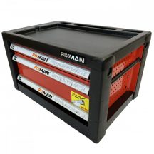 3-Drawer Chest, 690×465×400mm, 135kg (FIXMAN FX-C1NP3)