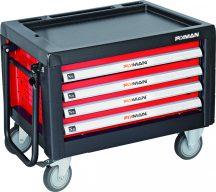 3-Drawer Roller Chest, 690×465×545mm, 135 kg (FIXMAN FX-C1RP3)