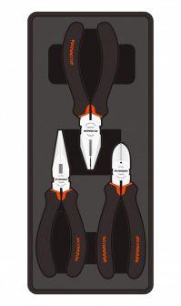 3-pc Pliers, 395x175x50mm (FIXMAN FX-F1.BT07)
