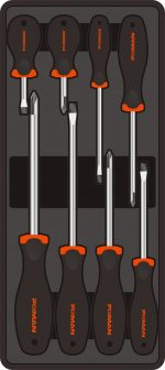 8-pc Slotted and Philips Screwdrivers 390x175x50mm (FIXMAN FX-F1.BT24)