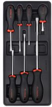7-pc Slotted Screwdrivers 390x175x50mm (FIXMAN FX-F1.BT25)