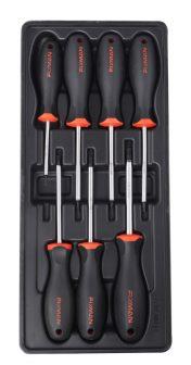 7-pc Torx Screwdrivers, T10-40, 390x175x50mm (FIXMAN FX-F1.BT27)