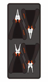 "4-pc 6"" Circlip Pliers (FIXMAN FX-F1.BT28)"