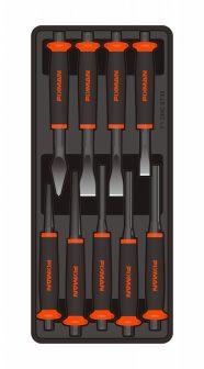 9-pc Punches & Chisels, 390x175x50mm (FIXMAN FX-F1.BT39)