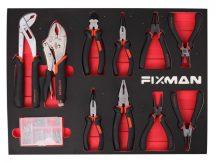 10-PC Pliers Set,  525x390x35mm (FIXMAN FX-F1.ET04)