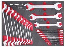 20-PC Wrench Set, 6-32mm, 525x390x55mm (FIXMAN FX-F1.ET06)