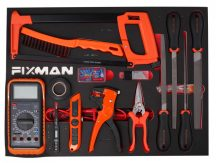 14-PC File & Cutting Tool Set, 525x390x45mm (FIXMAN FX-F1.ET08)