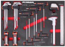 13pcs Hex Keys Tool Set (FIXMAN FX-F1.ET09)