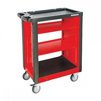 Service Trolley, 4 Shelf, 958×766×465mm, 170kg (FIXMAN FX-F1RP.S)