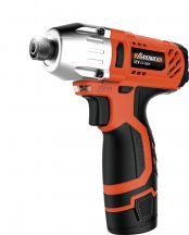 "Cordless Power Impact Screwdriver, 12V, 1.3Ah, 1/4"", 90Nm (FIXMAN FX-R6001-1)"