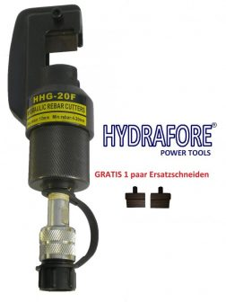 Hydraulic Rebar Cutter Head (20 mm)