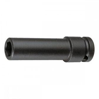 """3/4"""" Drive Impact Sockets, L:90mm (22mm) (JQ-9022-34)"""