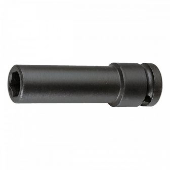 """3/4"""" Drive Impact Sockets, L:90mm (38mm) (JQ-9038-34)"""
