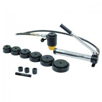 Hydraulic Hole Puncher Set (63 - 114 mm)