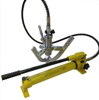 Hydraulic Gear Puller with Separable Pump (10 tons) (L-10F-MP)
