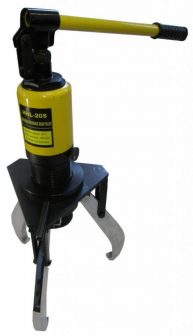 Hydraulic Gear Puller with Holding Nut (20 tons)
