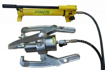 Hydraulic Gear Puller with Separable Pump (50 tons)