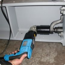 Electric Torque Wrench for Steel Structure - GEDORE