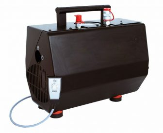 Electric Driven Pump for Hydraulic Torque Wrenches - GEDORE