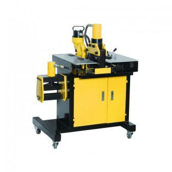 3in1 Electro-hydraulic Busbar Processor (200 mm) (M-200H)
