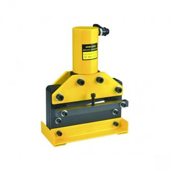 Hydraulic steel plate cutter (200mm) (M-200Q-2)