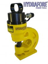 Hydraulic Puncher tool for steel plates (31 ton, 6mm thickness)