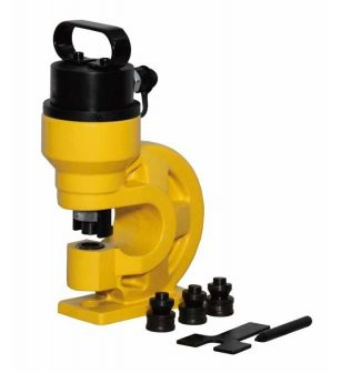 Hydraulic Busbar Hole Puncher (31 tons) (M-60)