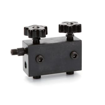Hydraulic Distribution Block with 2 outputs and 1 backflow (MF2RCT)